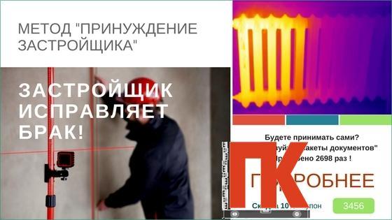 """Руководство """"принуждение застройщика"""""""