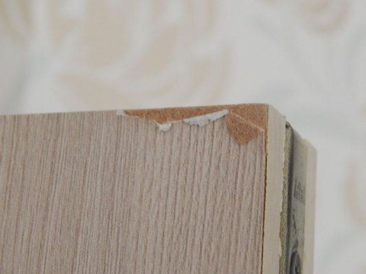 Дефекты дверной коробки рис 1