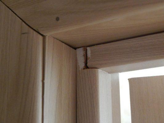 Дефекты дверной коробки рис 3